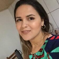 Profil utilisateur de Mariane Freire