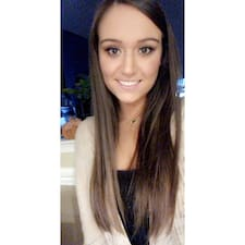 Samantha felhasználói profilja