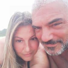 Jorge & Andreia Brugerprofil