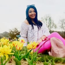 Jacqueline उपयोगकर्ता प्रोफ़ाइल