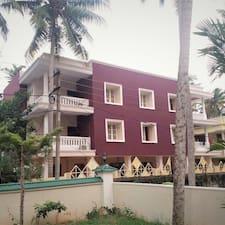 Profil utilisateur de Nandanam Apartment