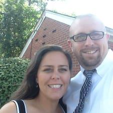 Christina And Gary felhasználói profilja