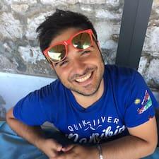 Pietro Giovanni felhasználói profilja
