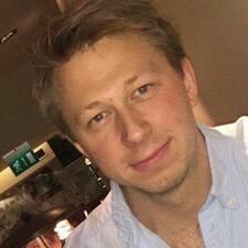Användarprofil för Andreas