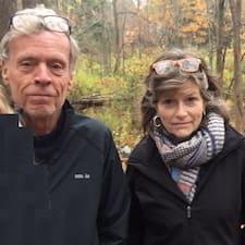 פרופיל משתמש של Kathryn + Rick
