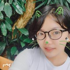 刘雨昕的用戶個人資料