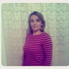 Sanja用戶個人資料