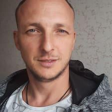 Perfil de usuario de Vladymyr