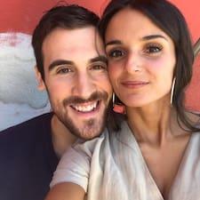 Профиль пользователя Jenny & Carlos