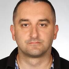 Gebruikersprofiel Marcin