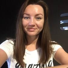 Profil korisnika Алина