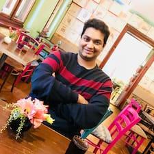 Meetesh User Profile