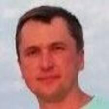 Användarprofil för Vladyslav