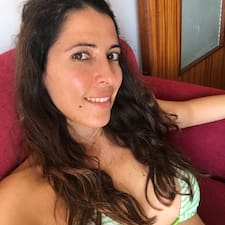 Perfil de usuario de Daniela