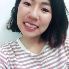 婷珊 felhasználói profilja