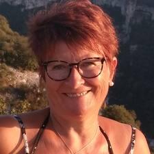 Användarprofil för Véronique