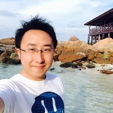 Perfil do usuário de Jian