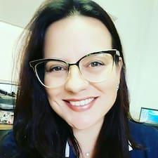 Profil Pengguna Maria Clara
