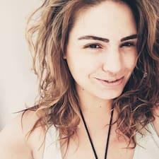 Gizelda felhasználói profilja