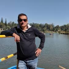 Rajesh Brugerprofil