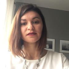 Brenda felhasználói profilja
