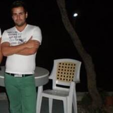 Giorgos felhasználói profilja