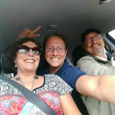 João, Elba E Maurilio Brugerprofil