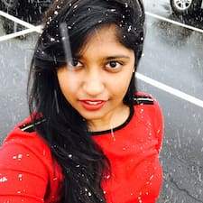 Profil utilisateur de Ramya
