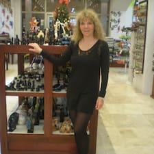 Profil utilisateur de Analía