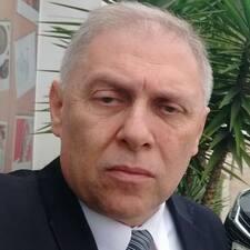 Användarprofil för José Marcílio