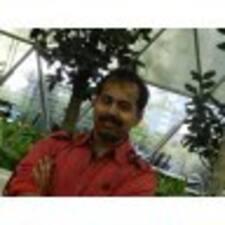 Användarprofil för Lakshman Kumar