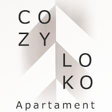 CozyLoko felhasználói profilja