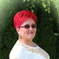 Jarmila - Uživatelský profil