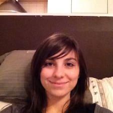 Adeline - Uživatelský profil