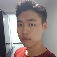 Användarprofil för Hyeong June