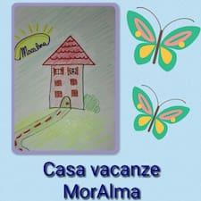 MorAlma - Uživatelský profil