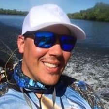 Profil Pengguna Pedro Affonso