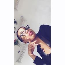 Profilo utente di Olivia Francette