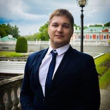 Vladislav的用戶個人資料