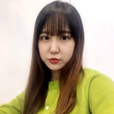 Perfil do usuário de 예은