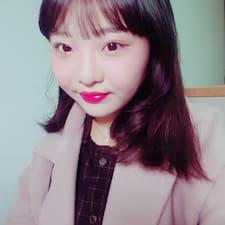 Wonkyung felhasználói profilja