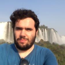 Henkilön Luiz käyttäjäprofiili