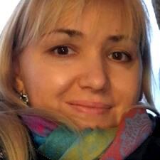 Profilo utente di Oksana