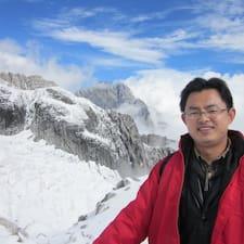 ZhangXinjun用戶個人資料