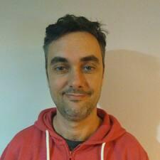 Profil Pengguna Daniel Antonio