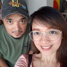 Diane & Arnel User Profile
