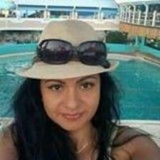 Dra. Ramona felhasználói profilja
