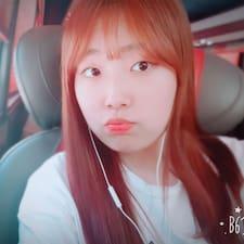 Perfil de usuario de 지영