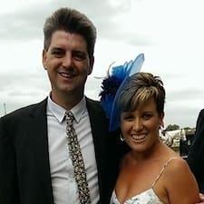Profilo utente di David & Belinda