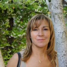 Yamina felhasználói profilja